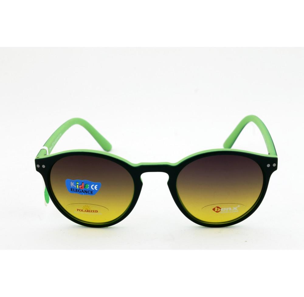 Ben.x 9027 Unisex Çocuk Güneş Gözlüğü